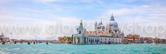 Venedig (11): Santa Maria della Salute Panorama - meinLieblingsbild.com