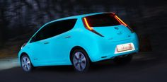Nissan Leaf #Nissan