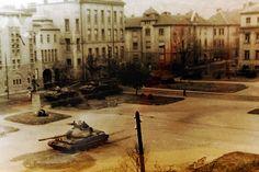 Pécs, 1956