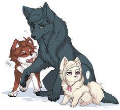 Seidou, Amon and Akira. <3 :3