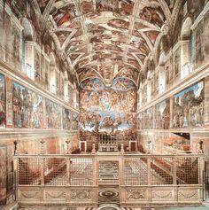 ITALIA - Cappella Sistina
