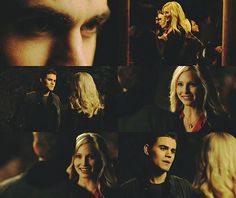 The Vampire Diaries | Caroline & Stefan