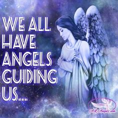 We all have angels guiding us... Like if you agree! #angels #angelicguidance #askangels #angelcards #guardianangel #archangels #spirituality #higherconsicousness #angelic #love