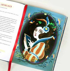 Good Night Stories for Rebel Girls is a children's book packed with 100 bedtime stories about the life of 100 extraordinary women from the past and the present,