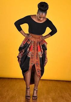 Let's talk dashiki fashion outfits – AnkaraLovers It's another Lovely month and we are excited […] African Dresses For Women, African Attire, African Wear, African Fashion Dresses, African Women, Ghanaian Fashion, African Inspired Fashion, African Print Fashion, Fashion Prints