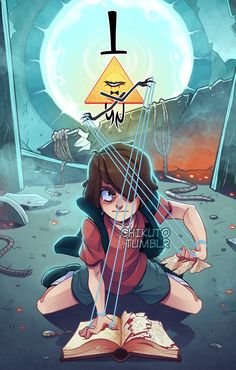△ Gravity Falls- Bill Cipher and Dipper △ Gravity Falls Dipper, Gravity Falls Anime, Gravity Falls Fan Art, Gravity Falls Comics, Gravity Falls Bill, Gravity Falls Journal, Dipper E Mabel, Bill X Dipper, Dipper Pines