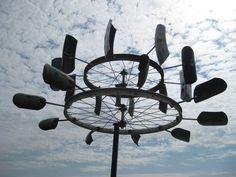 First wind spinner