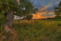https://flic.kr/p/xZ4buW   Nature is so beautiful!   Sunset over the fields of Dannenberg, in Lower Saxony (Germany).  Sonnenuntergang über den Feldern Dannenbergs (Niedersachsen).