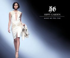 "Hippy Garden Showroom Masarykova 5 www.hippygarden.net  S/S-14/15 ""Duality"" http://hippygarden.net/spring-summer-20142015-duality/?lang=hr  #fashion #brand #design #hippygarden #croatia #masarykova5 #dress"