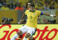 FIFA World Cup 2014 Live: Thiago Emiliano da Silva
