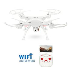 GoolRC L15W Wifi FPV Drone with Camera Live Video Altitude Hold 3D Flips Headless Mode One key Return RC Quadcopter >>> You can get additional details at the image link.Note:It is affiliate link to Amazon. #tagblender