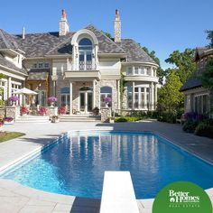 True or False: We wouldn't mind having this in our backyard!