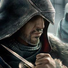 Ezio Auditore da Firenze ( Assassin´s Creed )