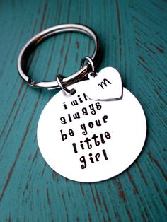 Father's Keychain, Daughter Gift,  #1 Dad, Fathers Day Gift, Gift for Dad, Gift for Husband,Gift for Grandpa, Custom man Gift,  Father's Day by HandmadeLoveStories on Etsy https://www.etsy.com/listing/192184041/fathers-keychain-daughter-gift-1-dad