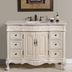 """Found it at Wayfair - Ella 48"""" Bathroom Vanity Set Chest & Sink Set"""