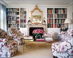 Chic Parisian Apartment / Lee Radziwill