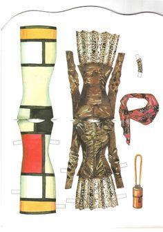 Марта Астрель 2003 - Nena bonecas de papel - Picasa Web Albums