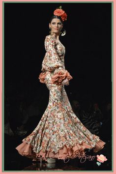 trajes de flamenca - Buscar con Google Flamenco Costume, Flamenco Dresses, Spanish Fashion, Traditional Outfits, Costumes, Womens Fashion, Google, Inspiration, Clothes