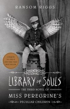 Library of Souls: The Third Novel of Miss Peregrine's.: Library of Souls: The Third Novel of Miss Peregrine's… Ya Books, Good Books, Books To Read, Teen Books, Children Books, Hollow City, Miss Peregrine's Peculiar Children, Miss Peregrines Home For Peculiar, Reading Library
