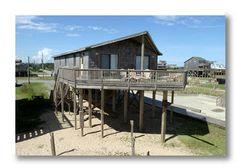 HATTERAS Vacation Rentals | Trader Vic's - Oceanfront Outer Banks Rental | 54 - Hatteras Rental