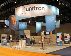 Unitron Large Island Exhibit