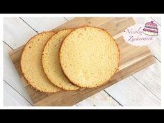 Wunderkuchen I tolles wandelbares Grundrezept von Nicoles Zuckerwerk English Food, Sponge Cake, Cornbread, Sweets, Super, Baking, Ethnic Recipes, Hello Sweetie, Birthday Cakes