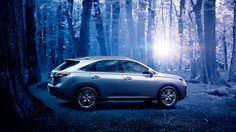 Lexus RX 350 Luxury model with Enhancement pack included