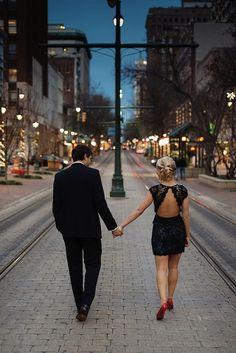 Memphis Engagement Photo Location Ideas | Mid-South Bride