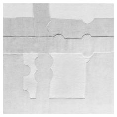 styletaboo:  Eduardo Chillida - Gravitación 1993 handknotted rug for Nanimarquina [wool + silk]