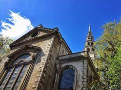 St. Bride's Church // London England by gelei_ge