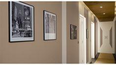 Croquis couloir entr e chaleureuse et accueillante - Peinture long couloir ...