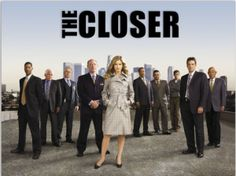 This is a great show - Kyra Sedgwick is awesome!