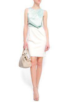 MANGO - SALE - Dresses - Sleeveless cocktail dress