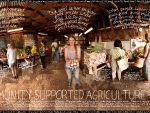 LEXICON OF SUSTAINABILITY has become one of my favorite websites filled with amazing images explaining sustainability as it pertains to food & farming.  This particular image explains what a CSA (Community Supported Agriculture) is.
