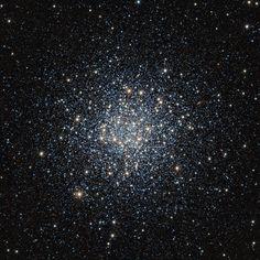 Messier 55, a large globular cluster in Sagittarius
