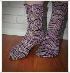 Lankakori Sekaisin: OLGA-sukat