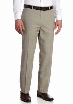 Louis Raphael Sand Glen Plaid Pants
