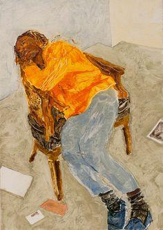 Jennifer Packer artist painter