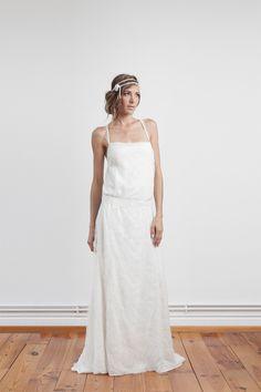 Les robes de mariée - Orlane Herbin