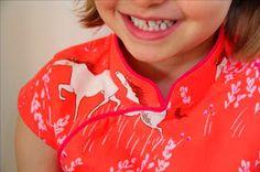 Crash-Test de la robe Laure du créateur Straight Grain. Une robe polyvalente et très bien conçue. Blog LaisseLuciefer.