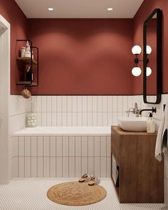 Why Terracotta Is The Must-Have Color For Your Interiors  #terracotta #interiordesigntrends #colortrends2019