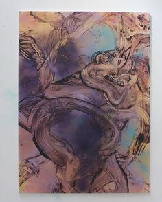 2017 acrylic oil on canvas 180x130cm