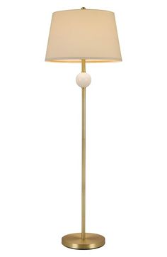 cupcakes and cashmere Stacked Ball Floor Lamp available at #Nordstrom