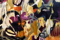 New Zealand Artist, Talulah Lautrec-Nunes Creative Inspiration, New Zealand, Abstract, Artist, Painting, Summary, Painting Art, Paintings, Painted Canvas