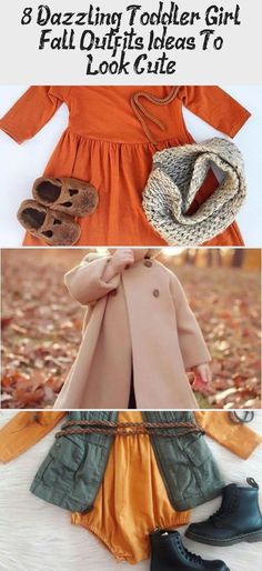 8 Dazzling Toddler Girl Fall Outfits Ideas To Look Cute - Clothings Comfy Fall Outfits, Layering Outfits, Simple Outfits, Toddler Fall Outfits Girl, Girls Fall Outfits, Unique Baby Clothes, Organic Baby Clothes, Designer Baby Clothes, Girl Falling