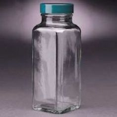1/2 oz. French Square Bottle