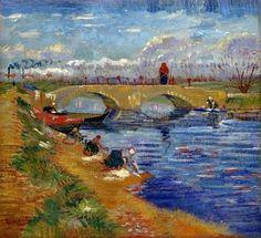 van Gogh, March, 1888