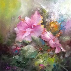 """Hibiscus"" by Gary Jenkins"