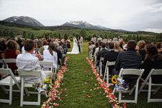 Silverthorne Vows in Sneakers – Colorado Weddings Magazine Plan My Wedding, Our Wedding, Wedding Planning, Wedding Stuff, Wedding Ideas, Ceremony Decorations, Flower Decorations, Pumpkin Wedding, Still In Love