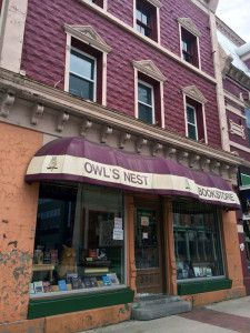 The Owl's Nest used book store in Fredericton is as much an experience as a store New Brunswick, Nest, Owl, Store, Outdoor Decor, Nest Box, Owls, Storage, Shop
